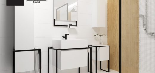Turkusowa łazienka łazienkowetrendy